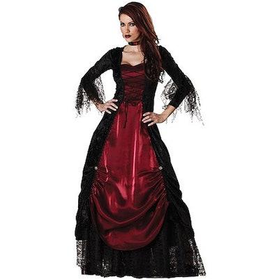 Vampire Gothic Adult Halloween Costume
