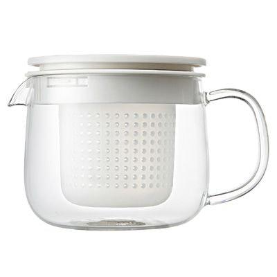 Heat Resistance Glass Pot