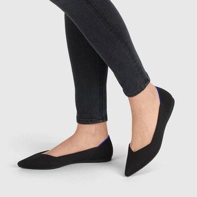 Rothy's Black Solid Flat