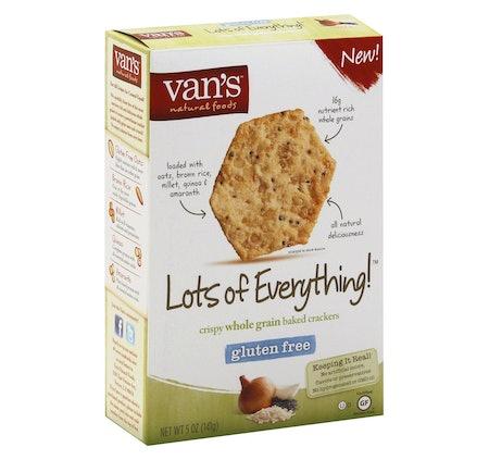 Van's Everything Crackers