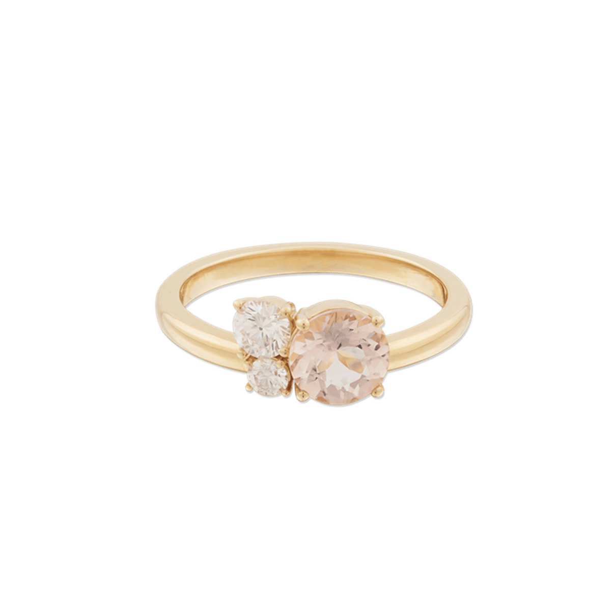 Round Cut Ring