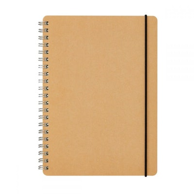 Recycled High Quality Paper Ring Notebook