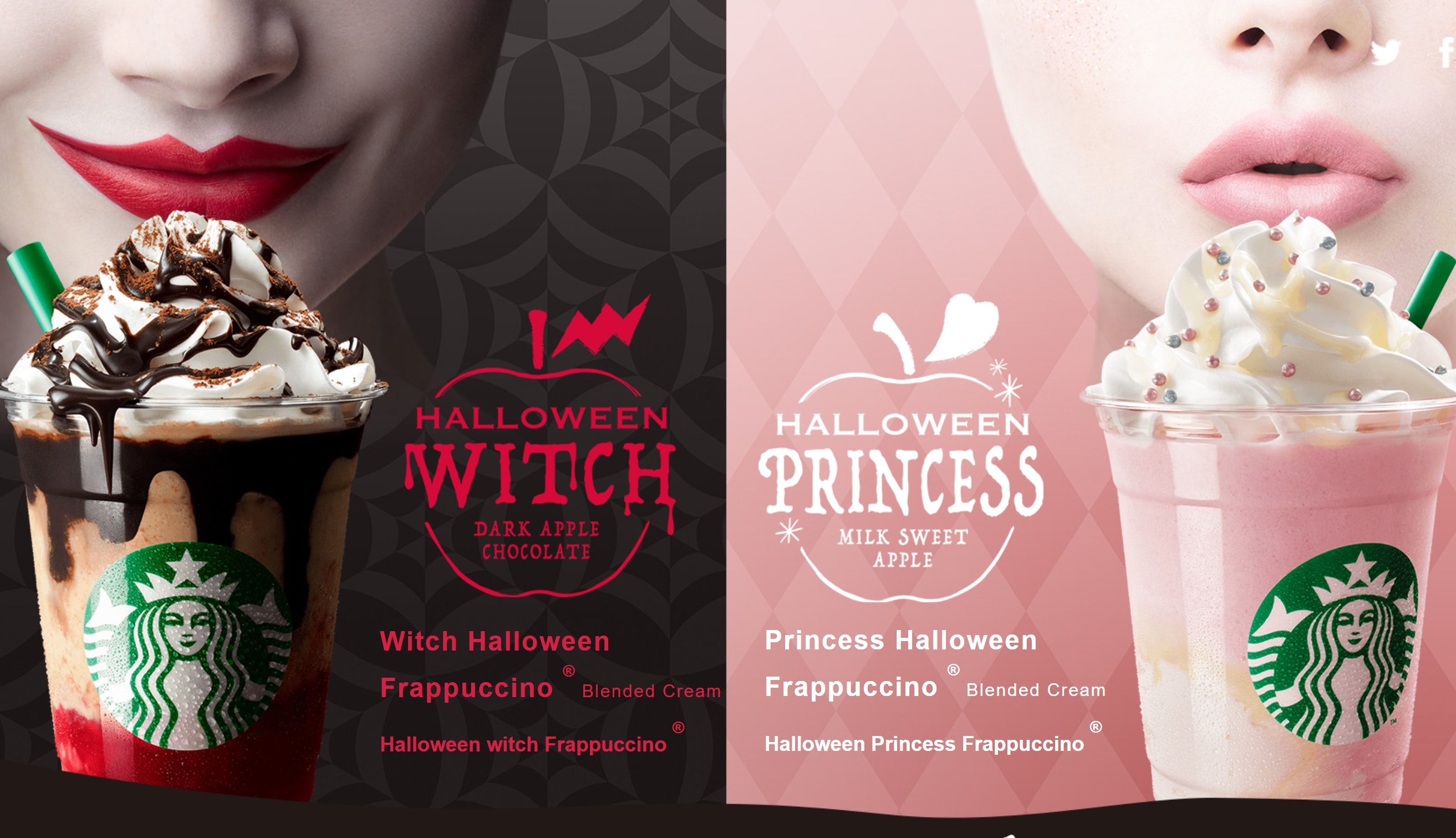 2020 Halloween Frapp Witch & Princess Frappuccinos At Starbucks Japan Might Make You