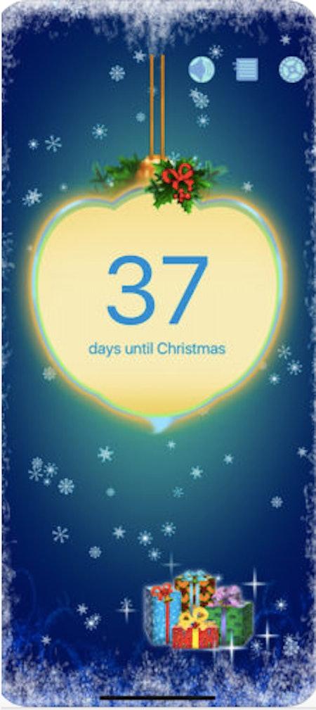 Christmas Countdown 2018 by UAB Target Works