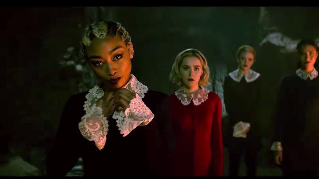 Sabrina Spellman Weird Sisters Dress 10