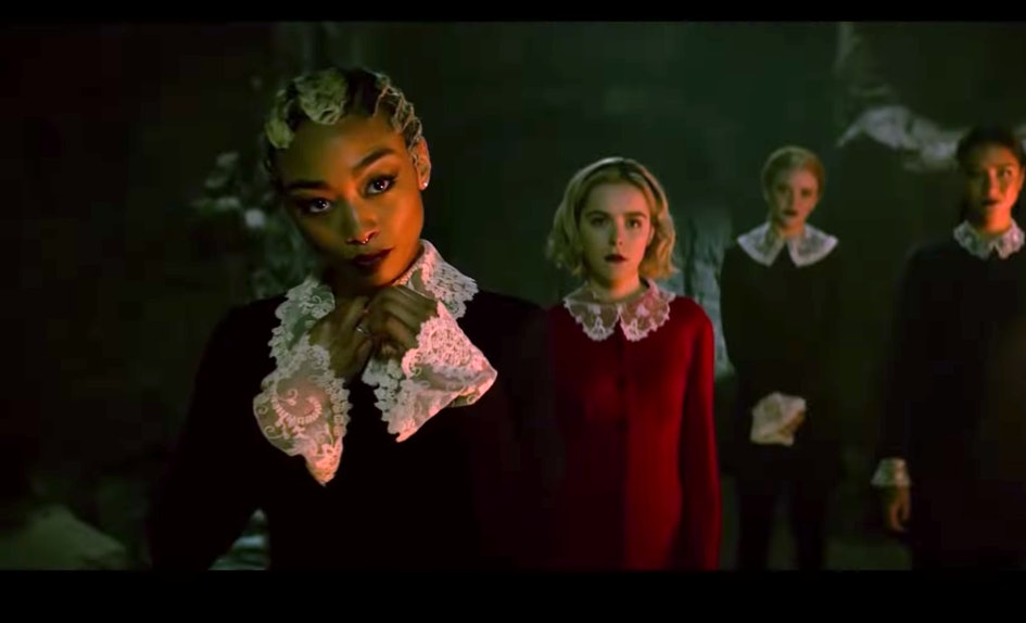 This New Chilling Adventures Of Sabrina Featurette Shows