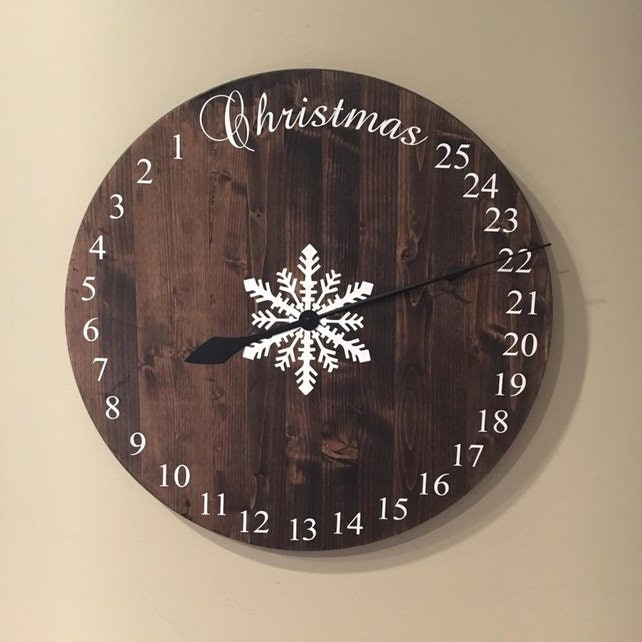 10 Christmas Countdown Clocks To Get You In A Festive Mood