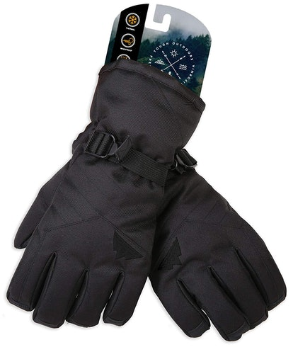 Tough Outdoors Ski And Snowboard Gloves