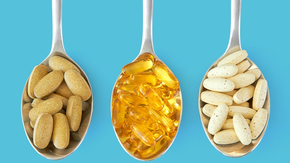 The 5 Best Vitamins For Women