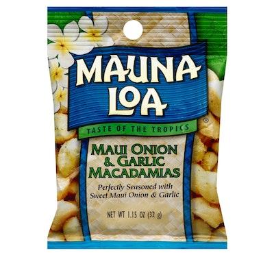 Mauna Loa Maui Onion and Garlic Macadamias