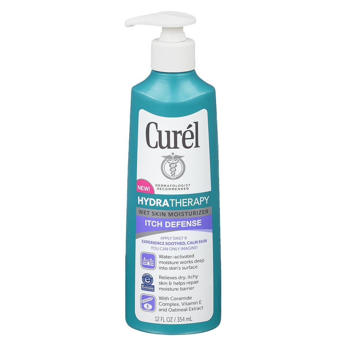 Curél Hydra Therapy Itch Defense Wet Skin Moisturizer