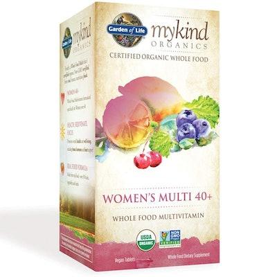 Garden of Life Multivitamin For Women, 60-Count