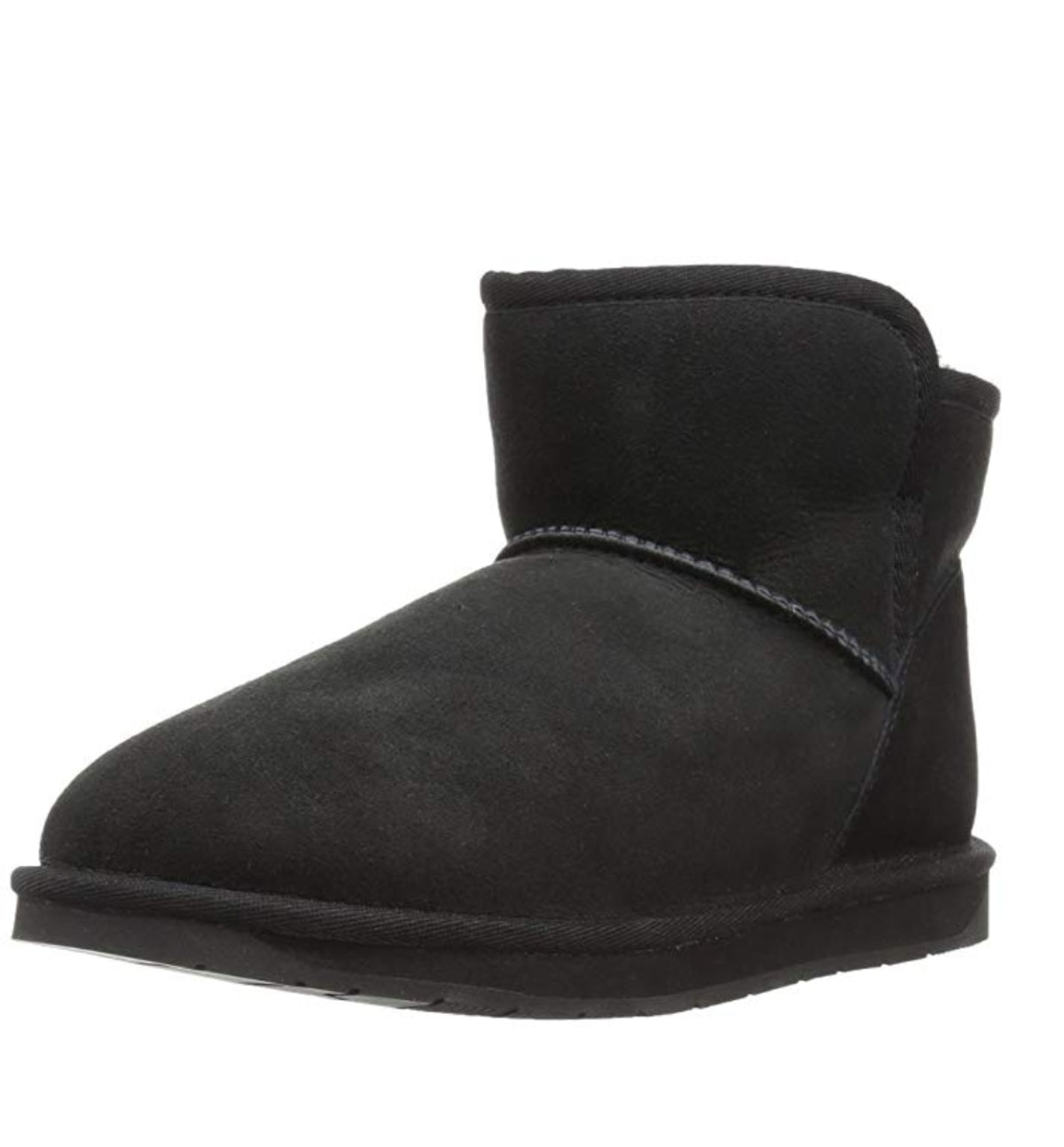 206 Collective Women's Bellevue Shearling Ankle Boot
