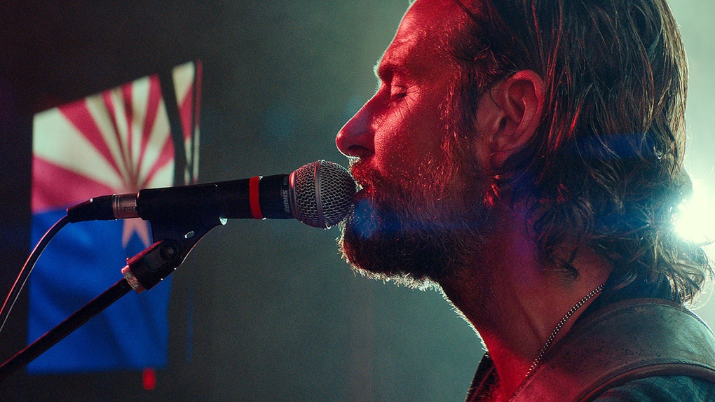 Bradley Cooper as Jackson Maine in 'A Star Is Born'