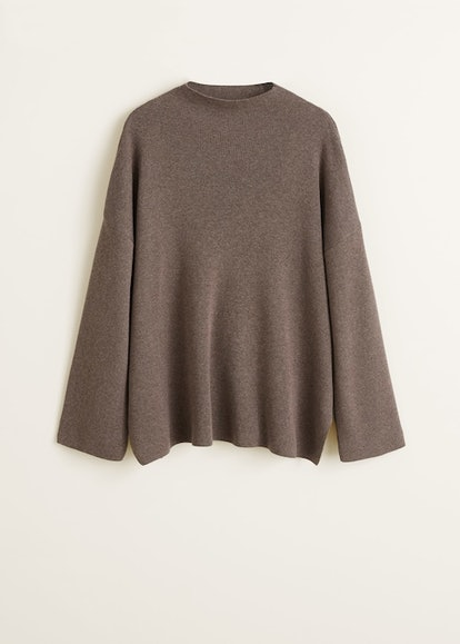 Ribbed Soft Sweater