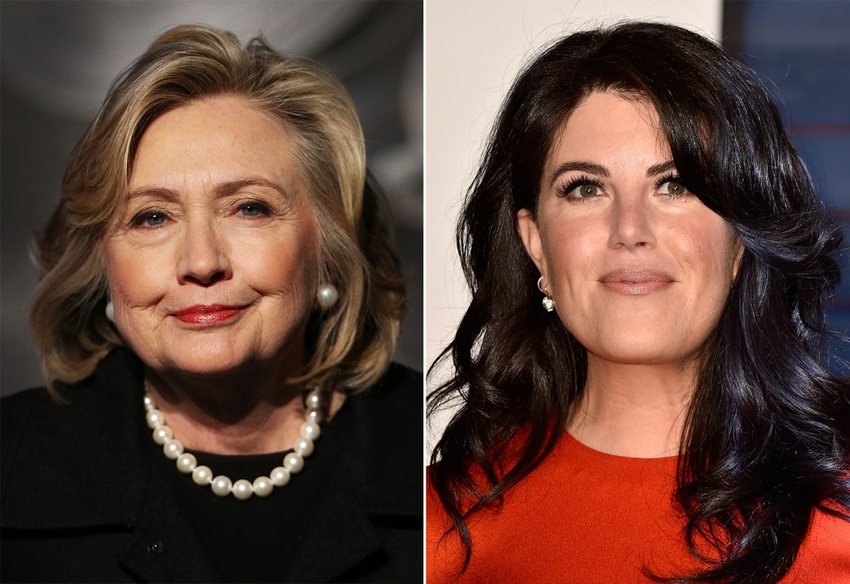 Hillary Clinton Doesn't Understand #MeToo & Her Monica Lewinsky Comment Proved It