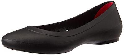 Croc's Women's Lina Ballet Flat
