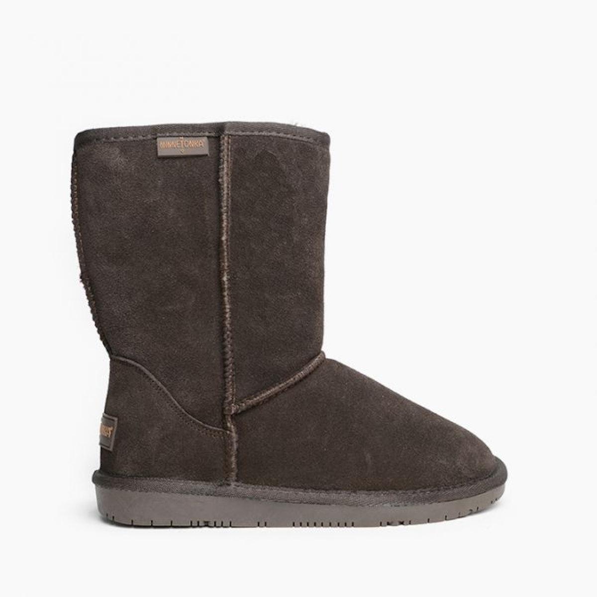 Olympia Short Boot