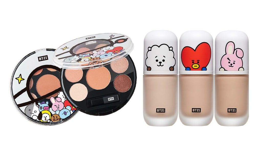 How Much Is The BTS x VT Cosmetics Collection? You Won't Get