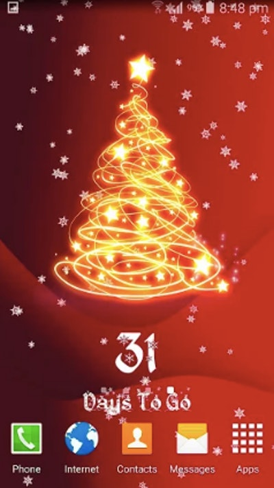 Christmas Countdown 2018 by Appspundit Infotech