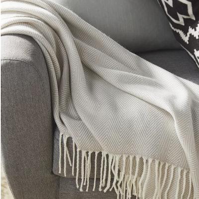 Sevan Park Throw Blanket