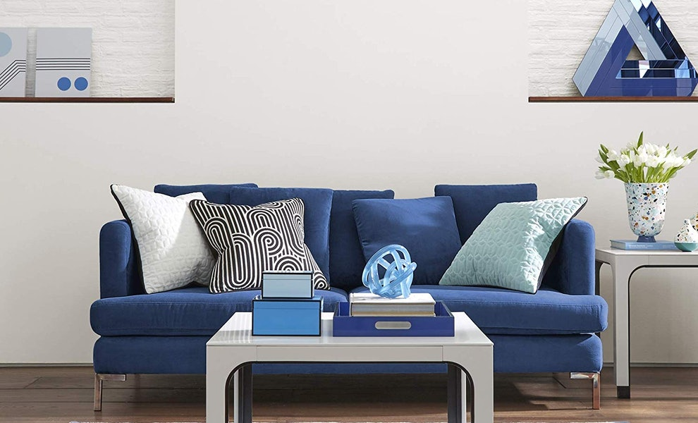 Jonathan Adler's New Amazon Line Features Affordable Furniture Mesmerizing Jonathan Adler Living Room Minimalist