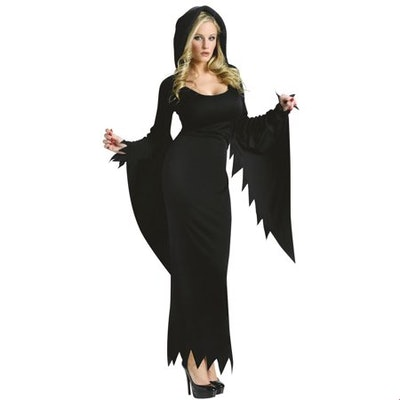 Hooded Gown Adult Halloween Costume