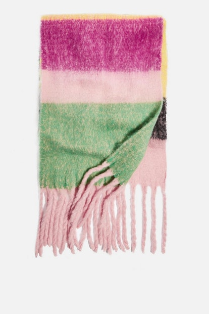 Bright Brushed Scarf