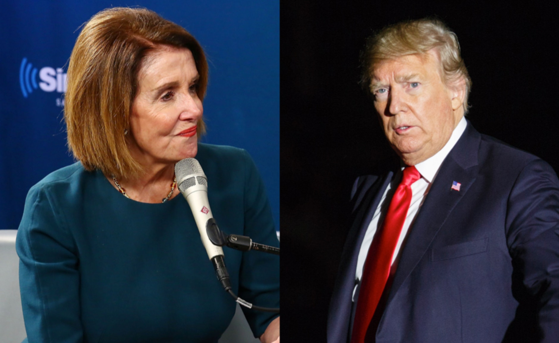 "Nancy Pelosi Says Trump's Border Wall Is A ""Manhood Issue"" She Doesn't Want  To Deal With"