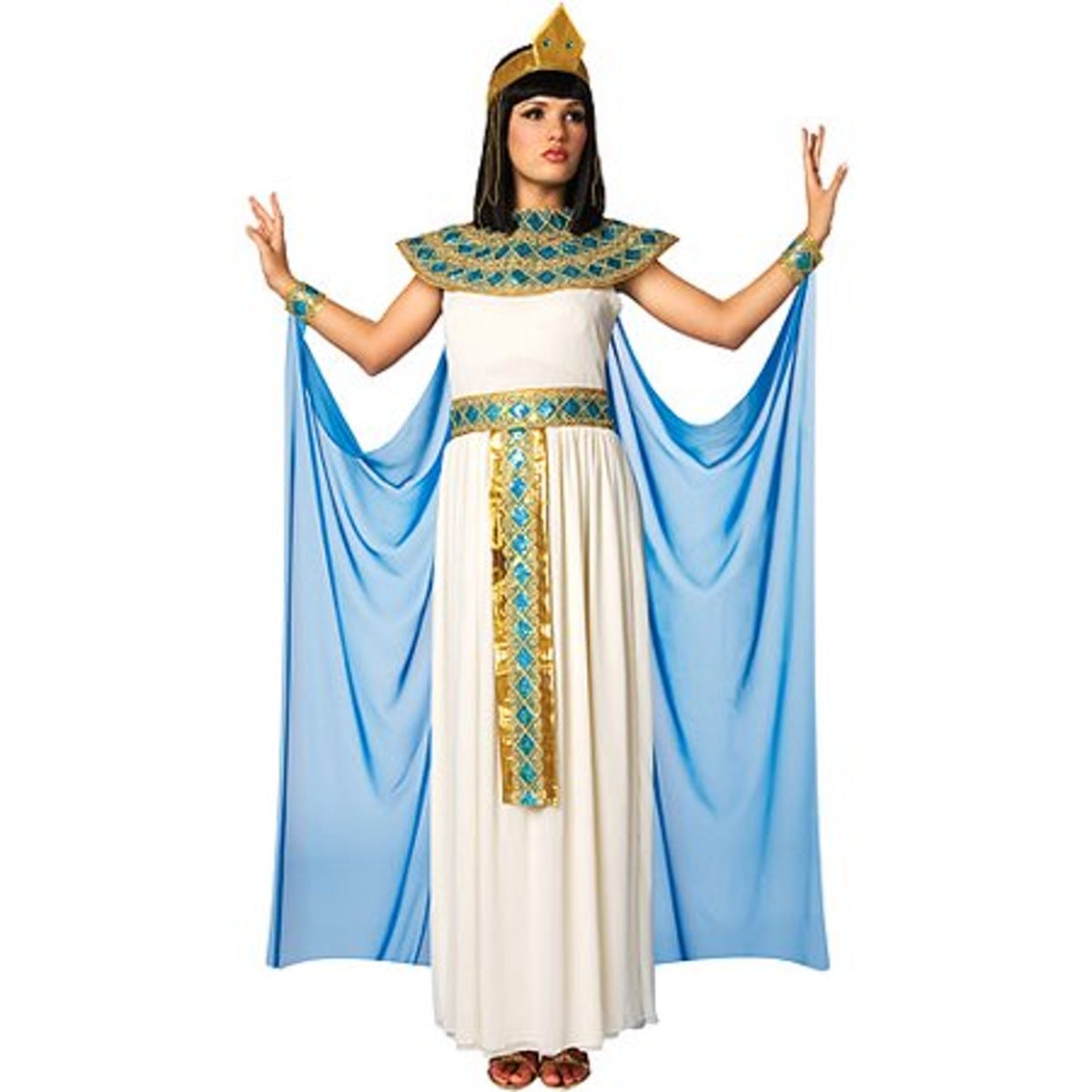 Holiday Time Cleopatra Adult Halloween Costume