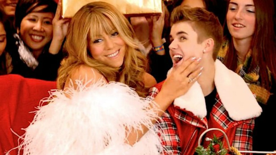 Youtube Mariah Carey Christmas.19 Christmas Albums Ranked From Holiday Season Classics To