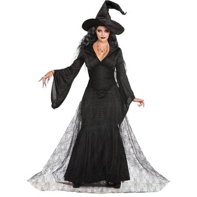 Black Mist Witch Women's Adult Halloween Costume