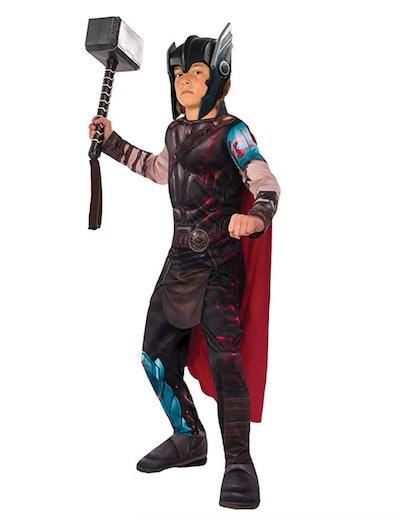 'Thor: Ragnarok' Child's Gladiator Thor Costume