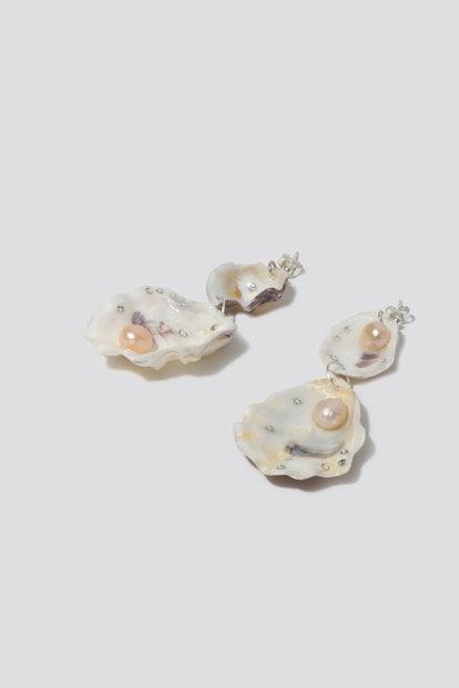 Pauline Pauline Shell Earring