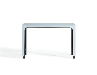 Now House by Jonathan Adler Otto Console Table, Blue
