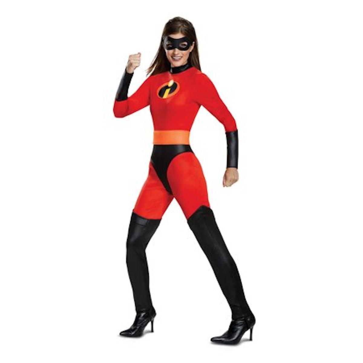 Mrs. Incredible Classic Adult Halloween Costume
