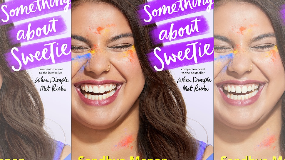 There's Something About Sweetie' By Sandhya Menon Is A Love Story