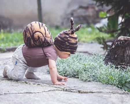 OKidz on Etsy Baby Snail Costume