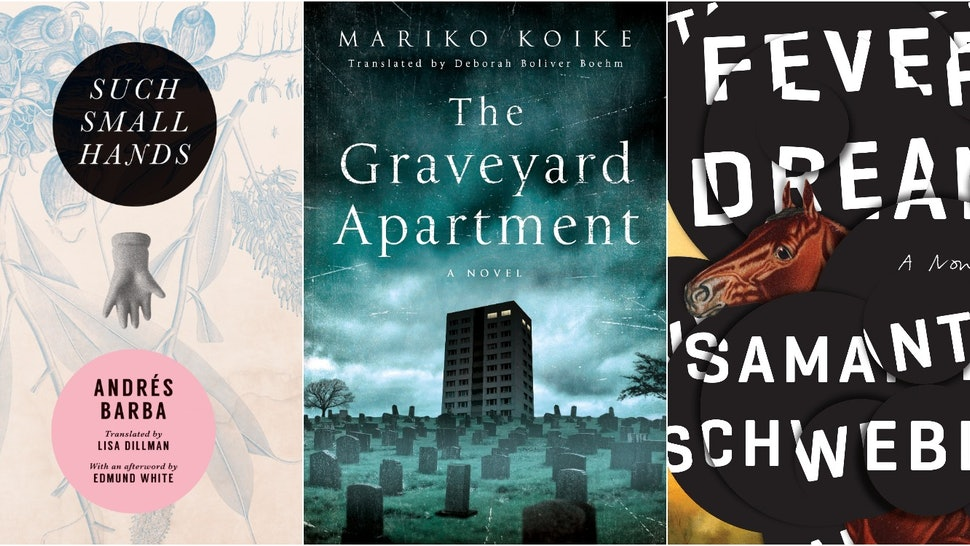 13 Spooky Horror Novels From Around The World