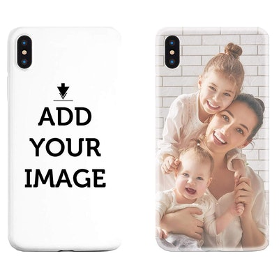 iPhone X Case Customized Cover