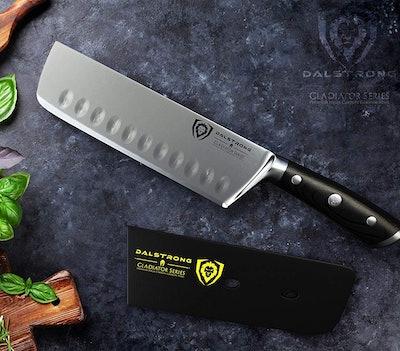 DALSTRONG Nakiri 7-Inch Asian Vegetable Knife