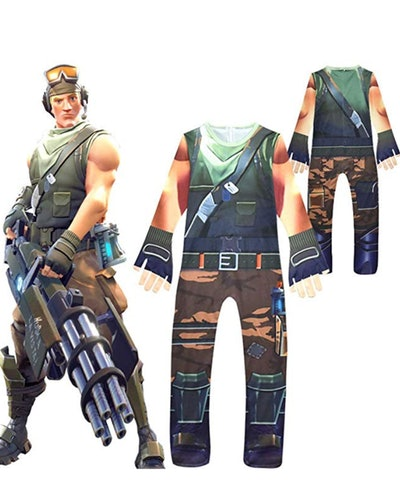 Battle Royal Royal Soldier Costume
