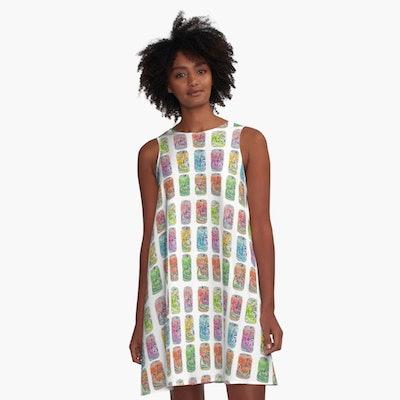 LaCroix A-Line Dress