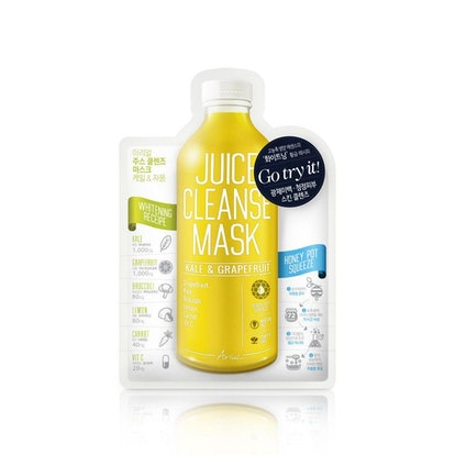 Ariul Kale & Grapefruit Juice Cleanse Mask