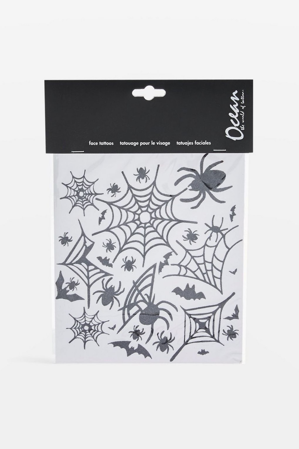 Spider Web Stickers by Ocean