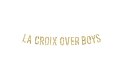 LaCroix Over Boys Banner
