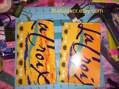 LaCroix Handmade Notebooks
