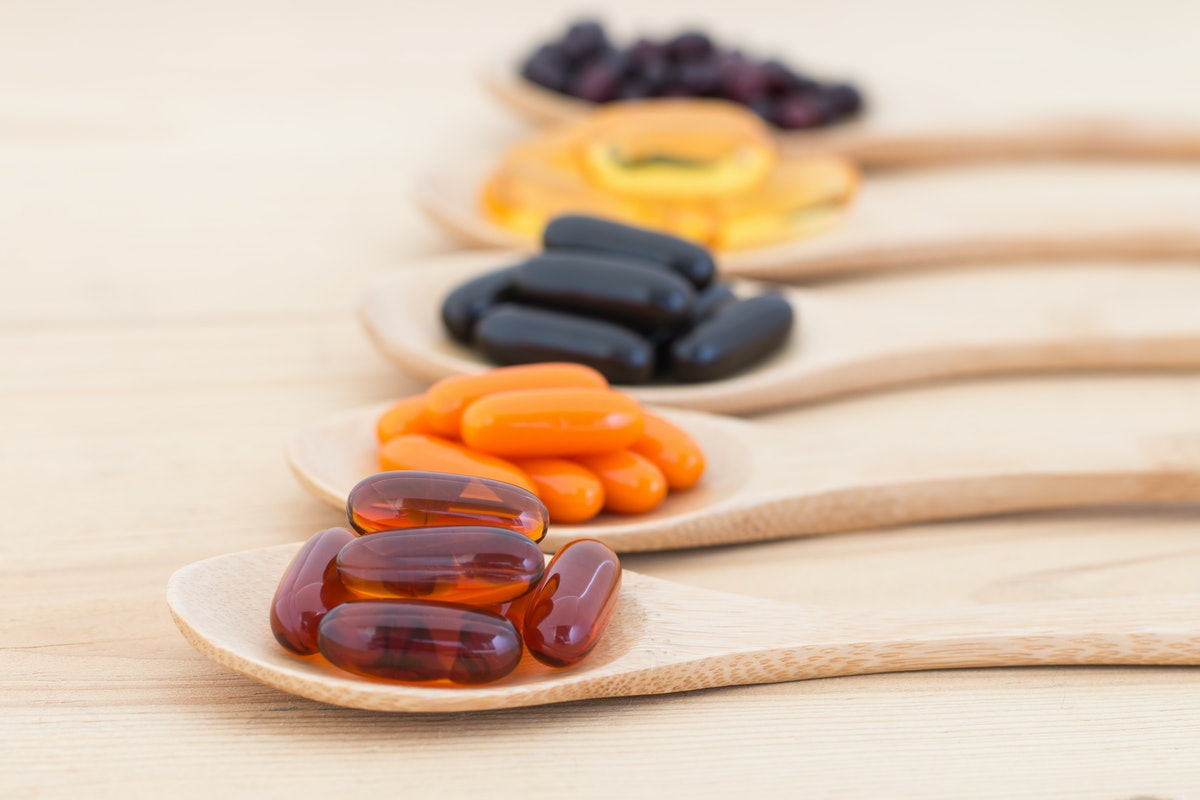 The 7 Best Vitamins For Hair Loss