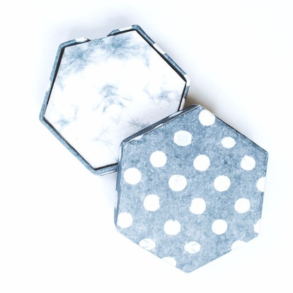 Recycled Cotton Coasters