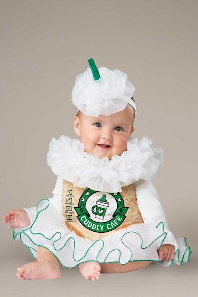 Cappuccino Baby Costume